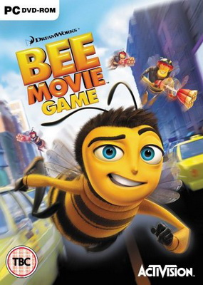 Bee Movie Game (2007) PC