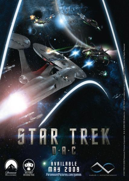 Star Trek: D-A-C (2009) PC
