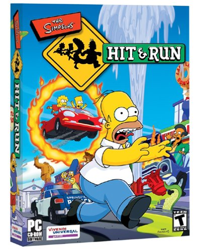 The Simpsons Hit & Run (2003) PC