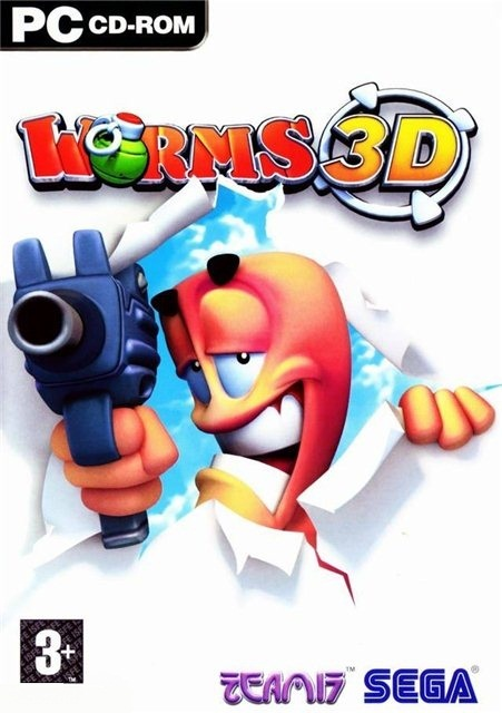 Worms 3D (2006) PC