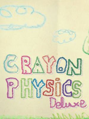 Crayon Physics Deluxe + 189 levels (2009) PC