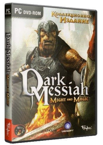 Dark Messiah of Might and Magic (2006) PC