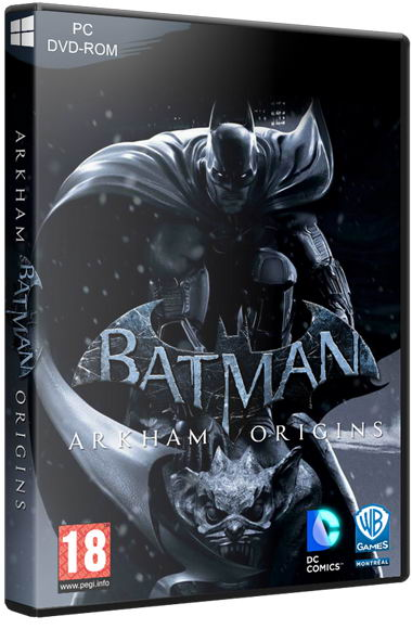 Batman: Arkham Origins (2013) PC