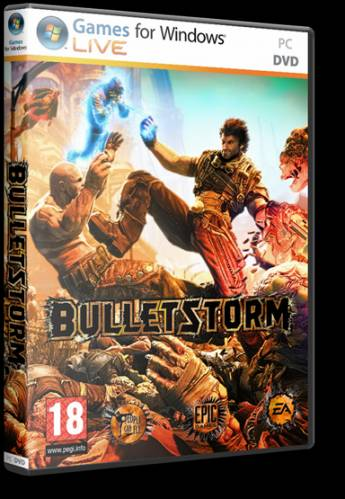 Bulletstorm (2011) РС