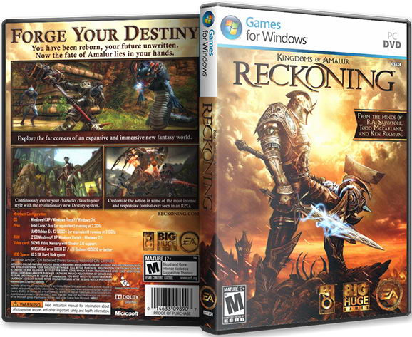 Kingdoms of Amalur: Reckoning (2012) PC