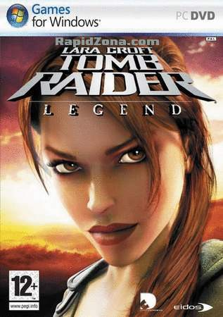 Lara Croft Tomb Raider. Легенда (2006) PC