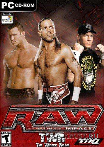 WWE RAW - Ultimate Impact (2009) PC
