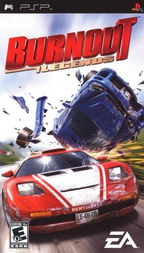 Burnout Legends [RUS] (2007) PSP