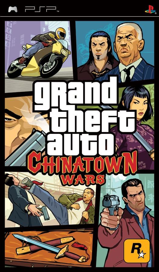 GTA: Chinatown Wars (2009) PSP