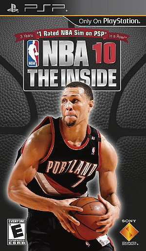NBA 10 The Inside (2010) PSP