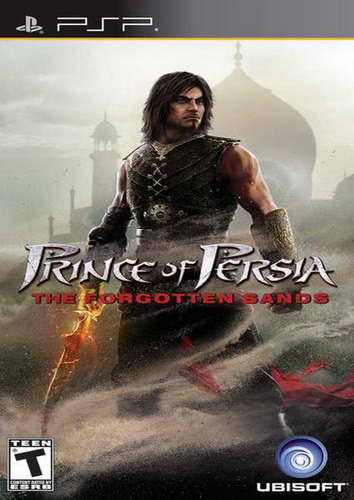 Prince of Persia: The Forgotten Sands (2010) PSP
