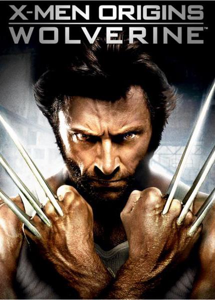 X-Men Origins: Wolverine/ Люди Икс Начало