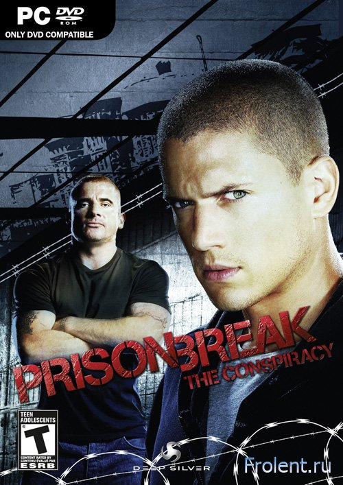 Prison Break: The Conspiracy (2010)