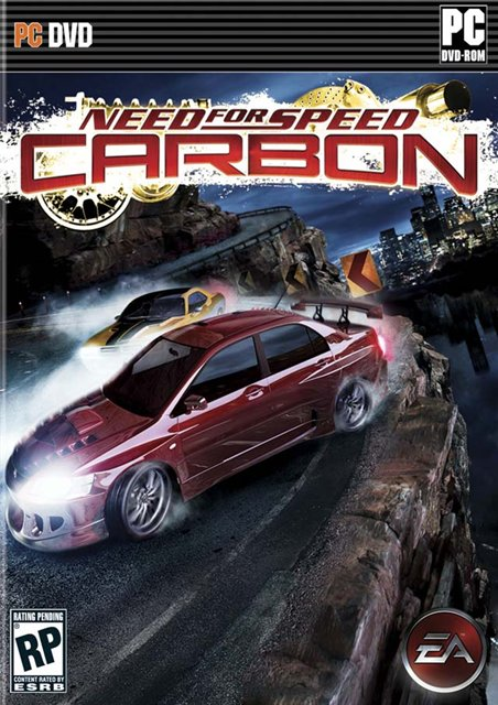 Need for Speed: Carbon (2006) PC