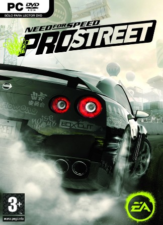 Need for Speed: Pro Street (2007) PC
