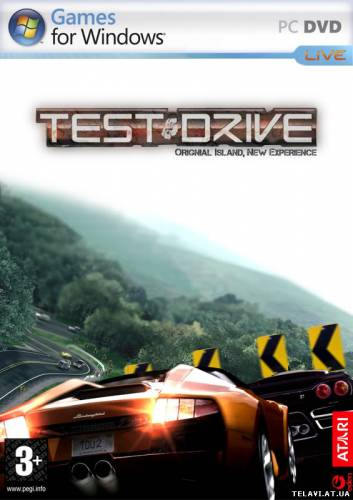 Test Drive Unlimited - Mega Pack (2008) PC
