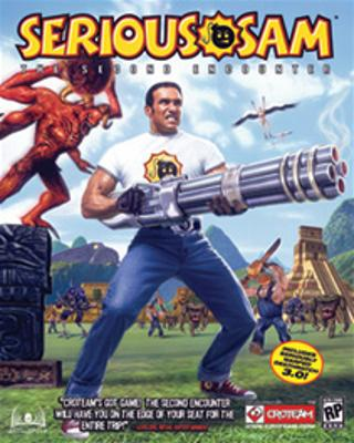 Serious Sam The Second Encounter (2002) PC