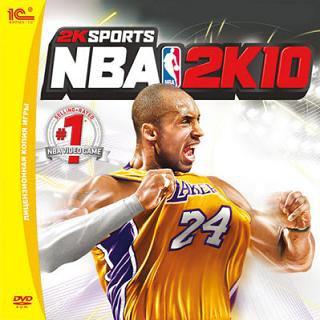 """NBA 2K10 (локализация """"1C"""") (2009) PC"""