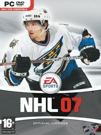 НХЛ 07 / NHL 07 [русская версия] (2007) PC