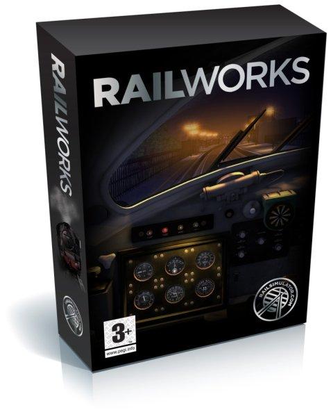 RailWorks (2009) PC