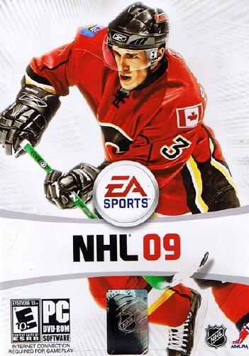 НХЛ 09 / NHL 09 [русская версия] (2008) PC