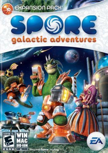 Spore: Galactic Adventures/Spore: Космические приключения
