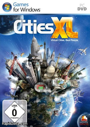 Cities XL (2009) PC | RePack