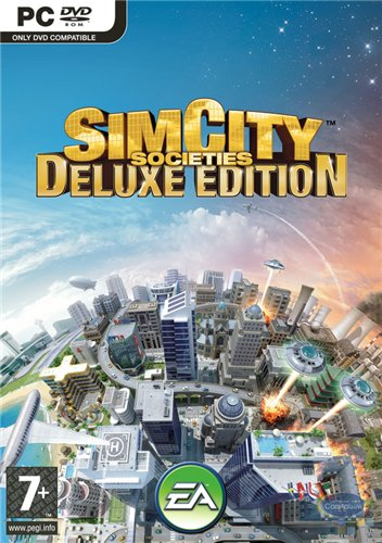 SimCity Societies Deluxe Edition (2007)