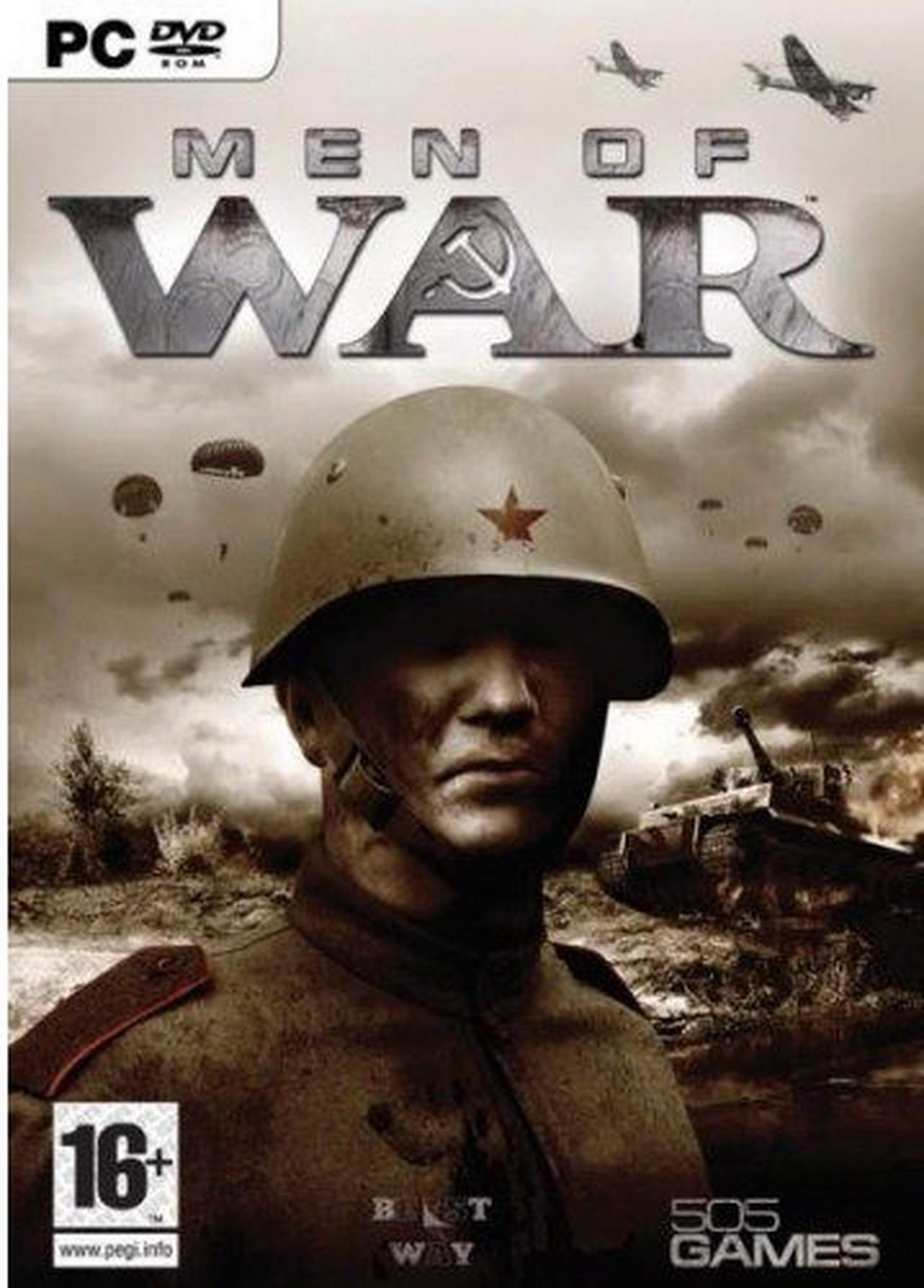 Men of War (2008) PC | Лицензия