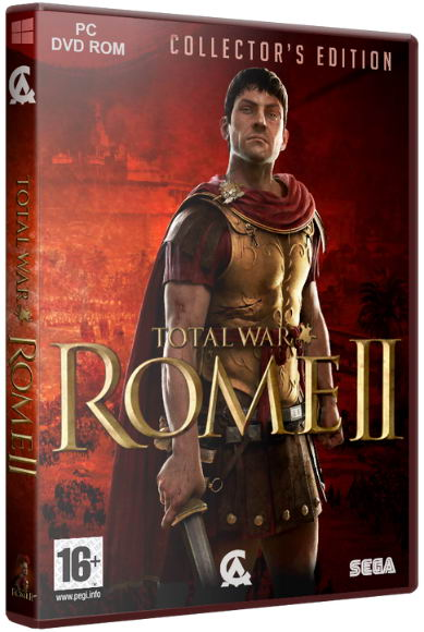 Total War: Rome 2 [v 1.4.0.7573 + 1 DLC]