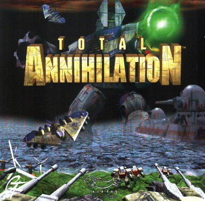 Total Annihilation v 3.1 (1997) РС