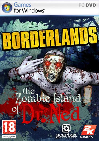 Borderlands - (DLC) The Zombie Island of Dr Ned