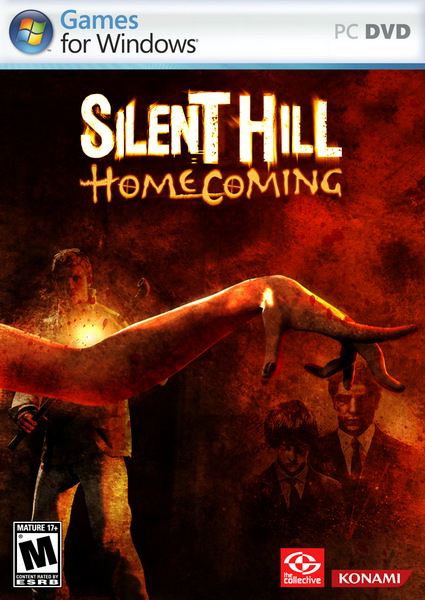 Silent Hill Homecoming (2008) PC
