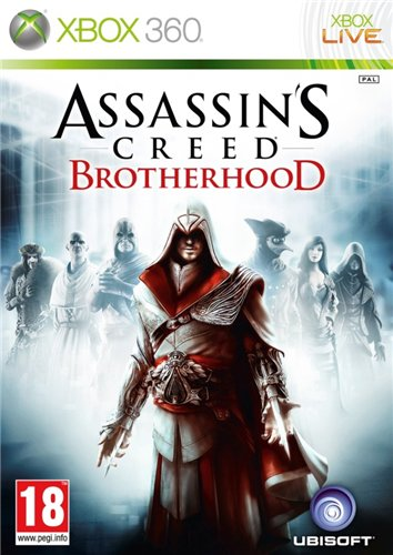 Assassin's Creed: Brotherhood (2010) XBOX-360