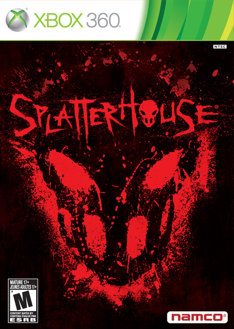Splatterhouse (2010) XboX-360
